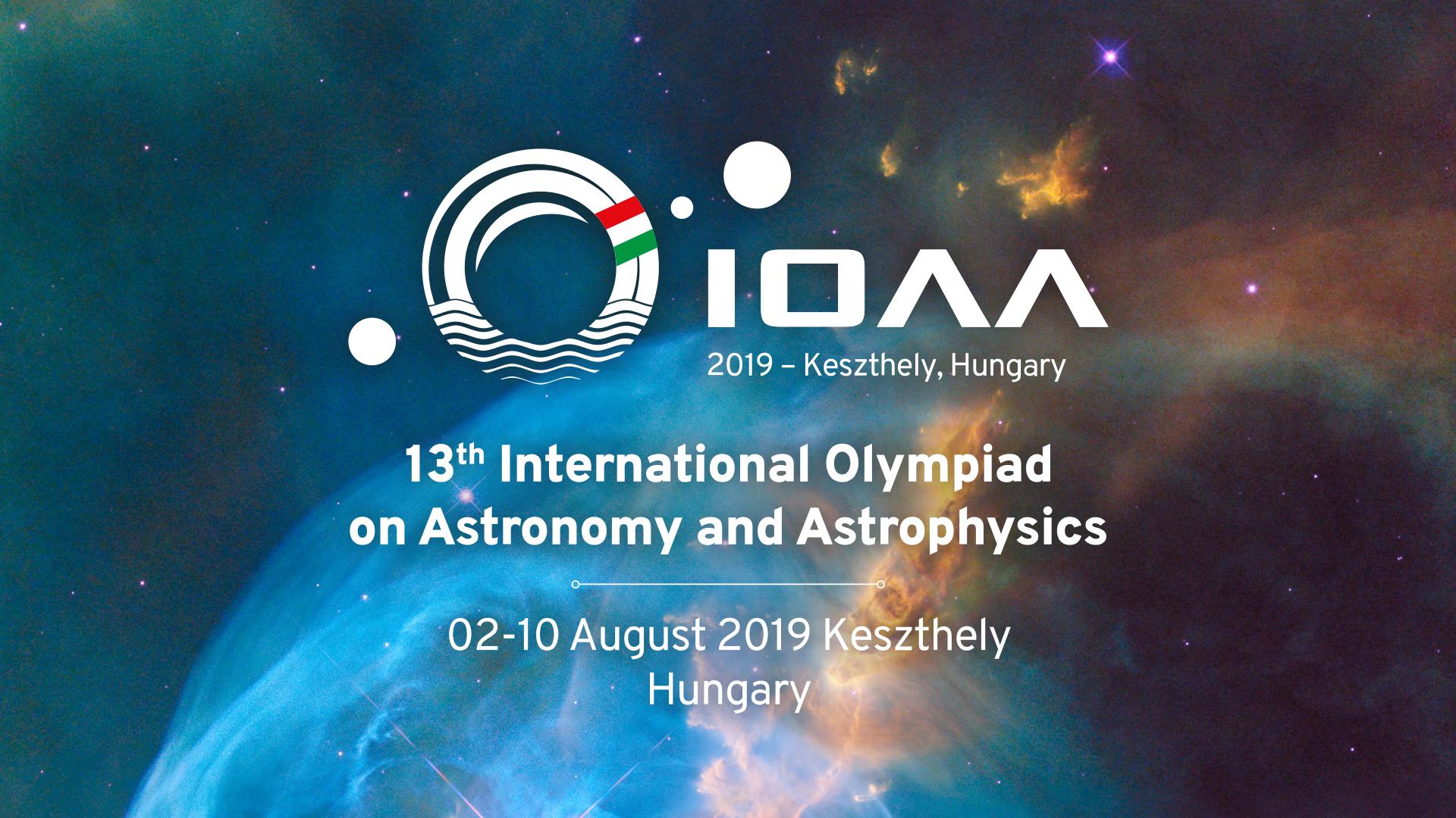 IOAA 2019 - IOAA 2019